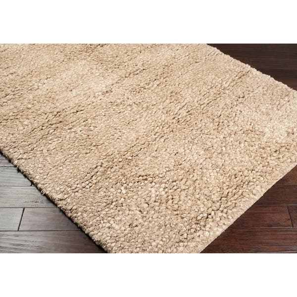 New Zealand Wool Plush Shag Area Rug