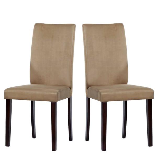 Shop Warehouse Of Tiffany Shino Dining Chairs (Set Of 2