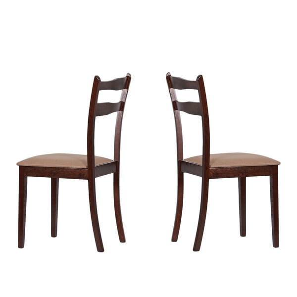 Warehouse of Tiffany Callan Oak Dining Chairs (Set of Eight)