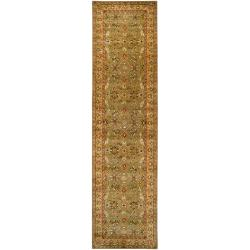 Hand-tufted Ortler Wool Runner Rug (3' x 12')