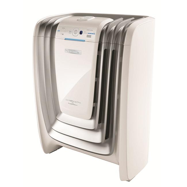 Electrolux EL500AZ Oxygen Ultra Air Cleaner, Black carbon...