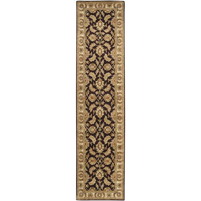 Hand-tufted Savoie Wool Rug (2'6 x 8')