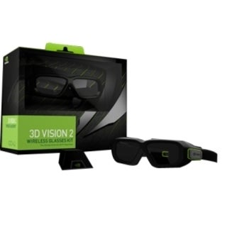 NVIDIA 3D Vision 2 Wireless Glasses Kit