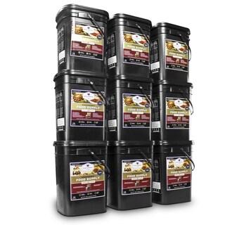 Wise Company Long Term Emergency Food Storage (1080 Servings)