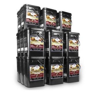 Wise Company Long Term Emergency Food Storage (2880 Servings)