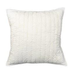 Brighton White Reversible Decorative Pillow