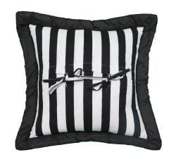 Cottage Home Damask Reversible Decorative Pillow - Thumbnail 1