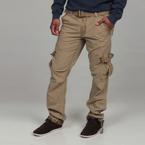 Buffalo by David Bitton Men's' Pifent' Cargo Pants - Free Shipping ...