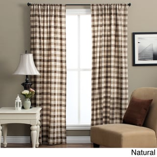 Brown, 72 Inches, Rod Pocket Curtains & Drapes - Shop The Best ...