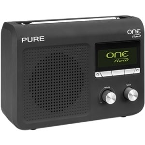Pure ONE Flow Internet Radio - Wireless LAN
