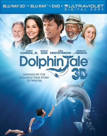 Dolphin Tale 3D (Blu-ray/DVD)