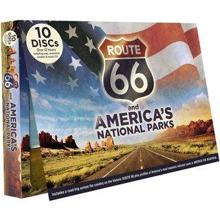 Route 66/America's National Parks (DVD)