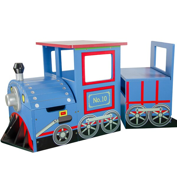 Teamson Kids   Childrenu0026#x27;s Train Writing Desk