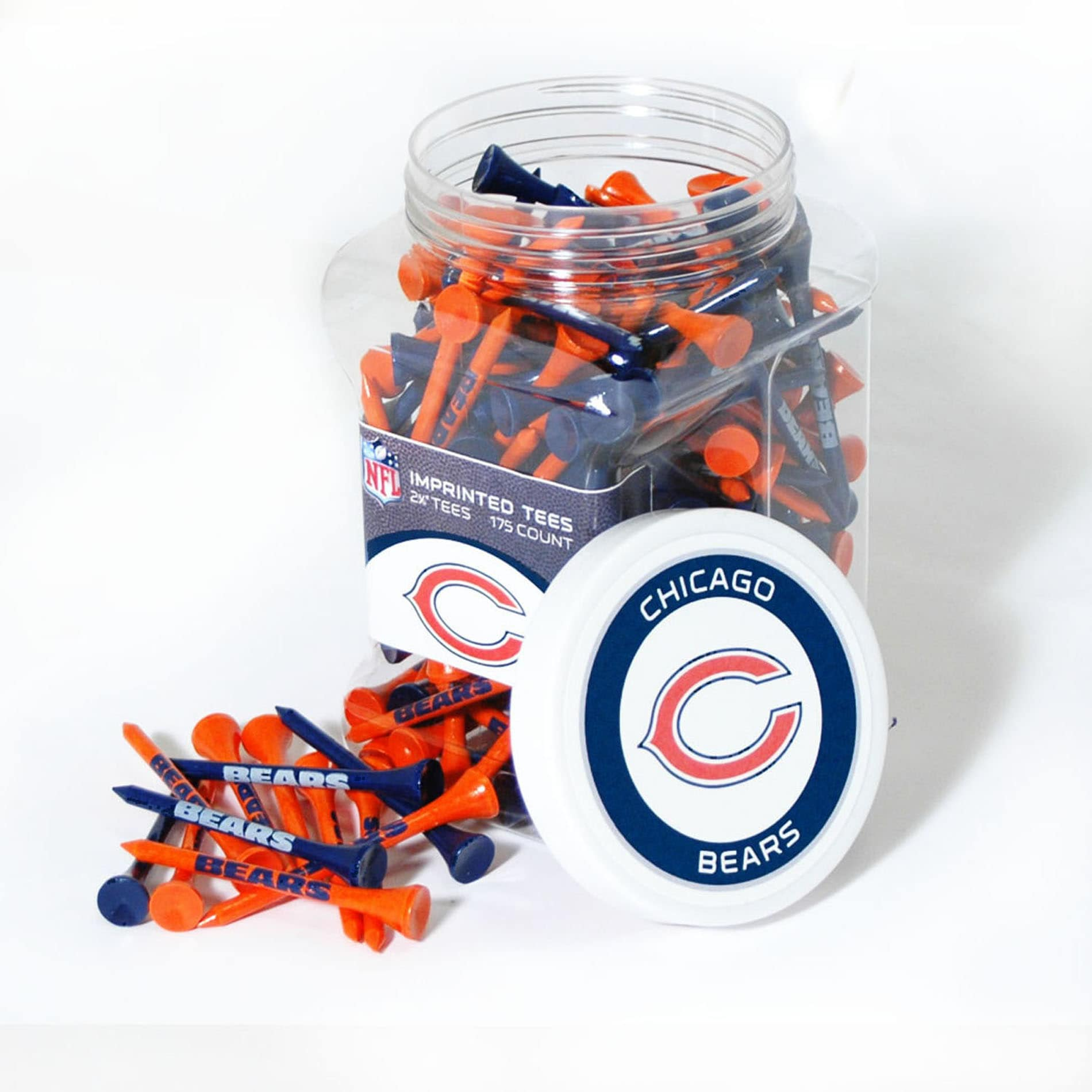 Chicago Bears 175 Tee Jar