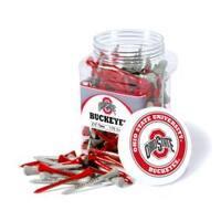 Ohio State Buckeyes 175 Tee Jar