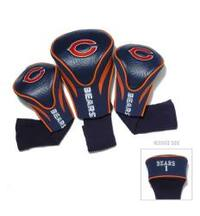 Chicago Bears NFL Contour Wood Headcover Set