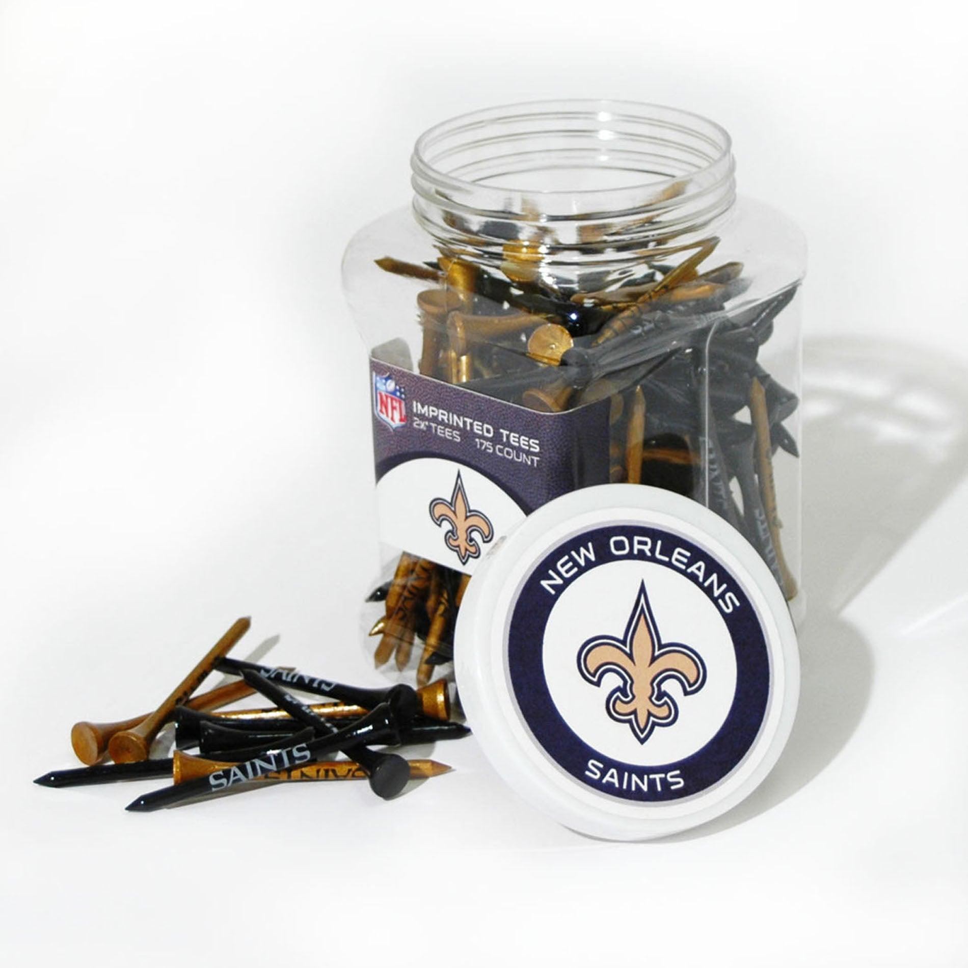New Orleans Saints 175 Tee Jar
