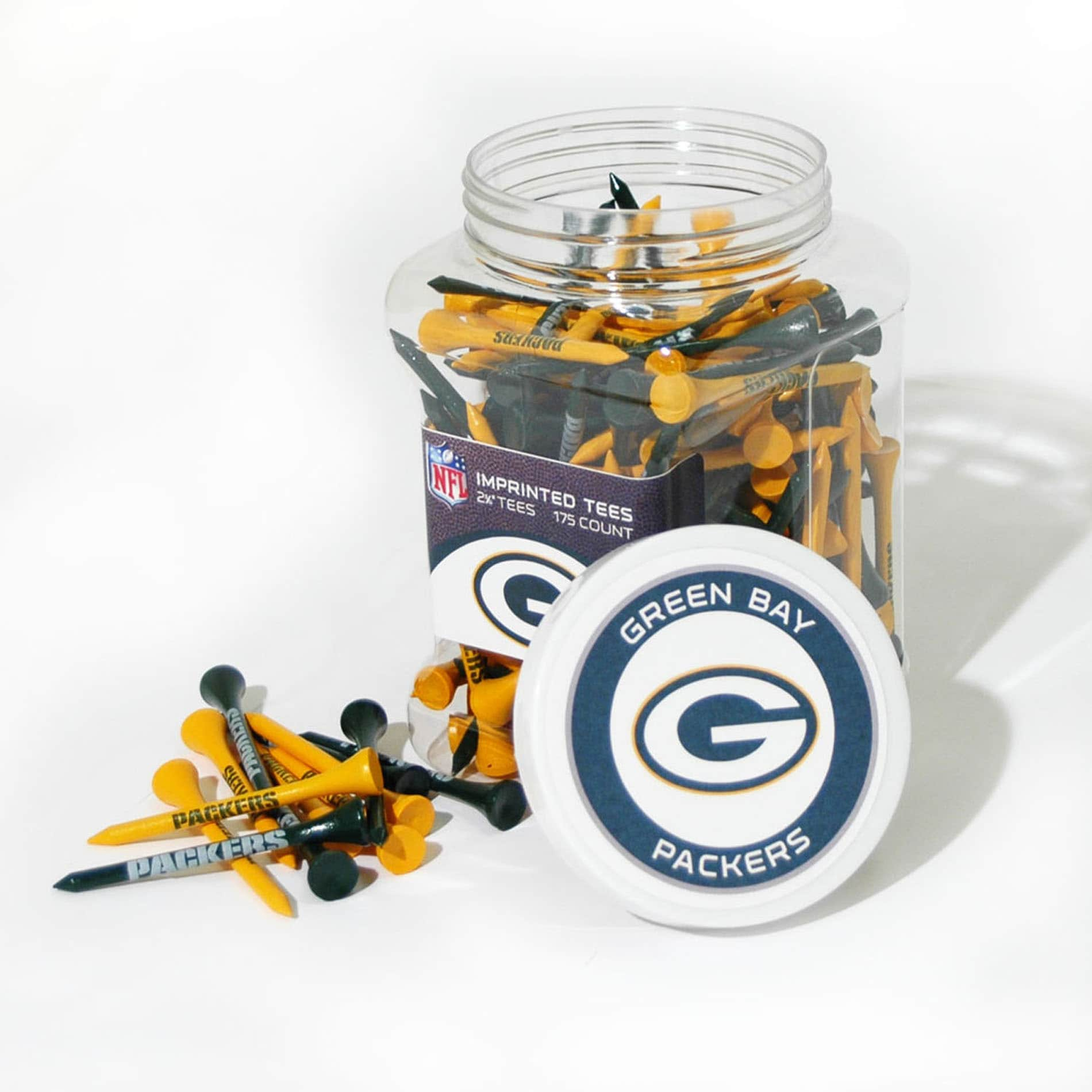 Green Bay Packers 175 Tee Jar