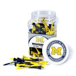 Michigan Wolverines 175 Tee Jar