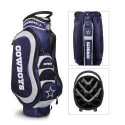 Dallas Cowboys NFL Medalist Cart Golf Bag - Thumbnail 0