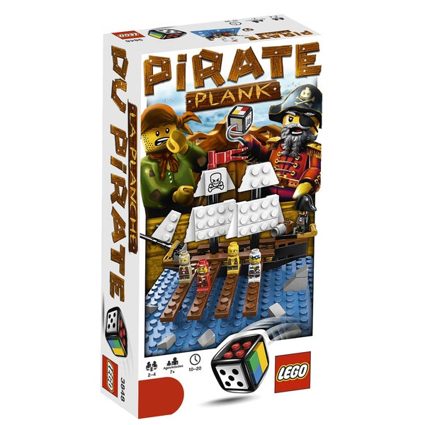 LEGO Pirate Plank Toy Set