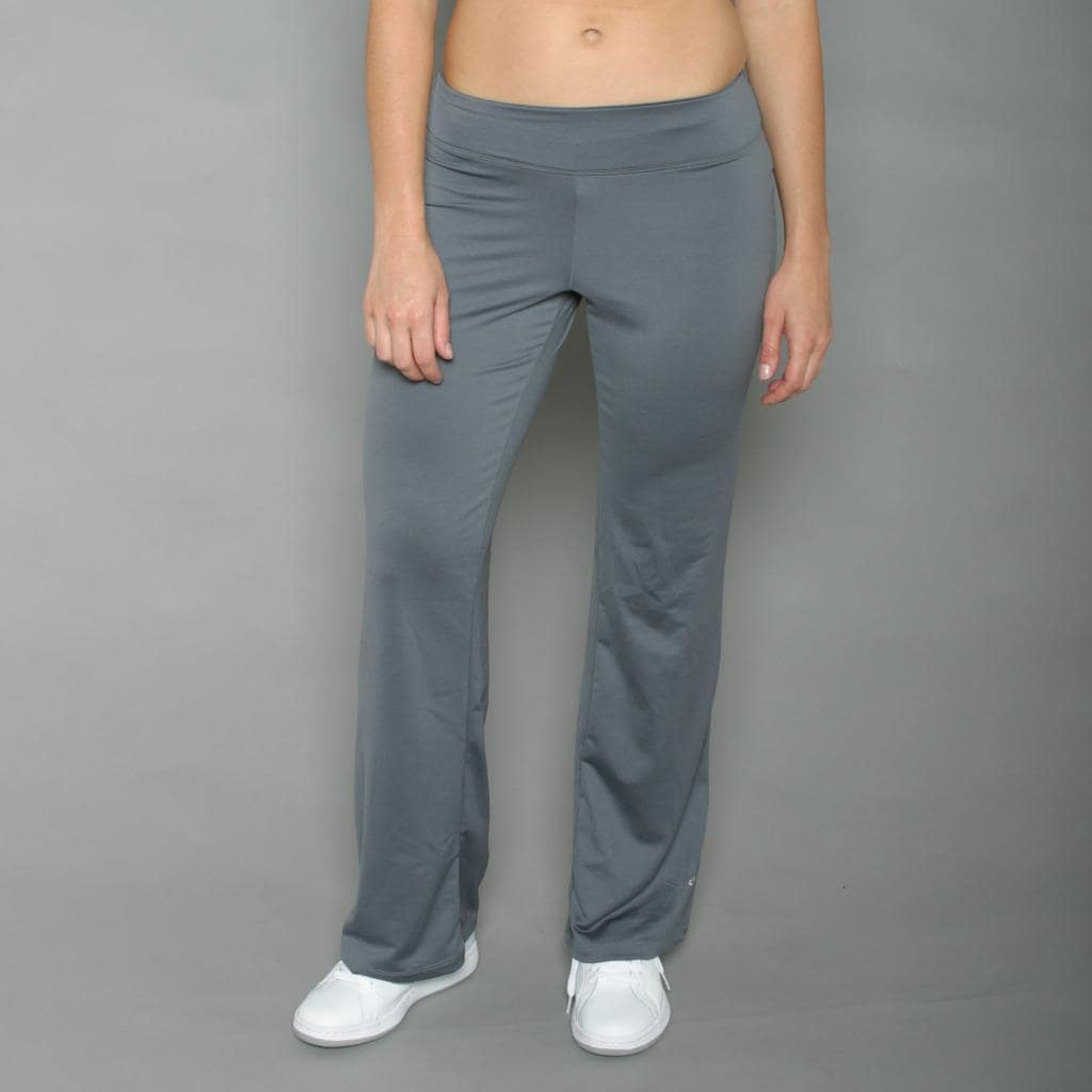 Champion Women's Grey Knit Pants