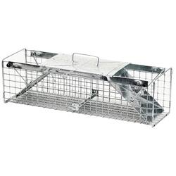 Havahart Animal Traps #2 Double Door Animal Trap|https://ak1.ostkcdn.com/images/products/6335691/Havahart-Animal-Traps-2-Double-Door-Animal-Trap-P13958927.jpg?impolicy=medium