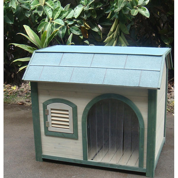 Merry Products Thomasville Weather Proof Medium Dog House