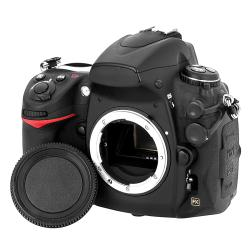INSTEN Body Cap and Lens Rear Cover Cap for Nikon