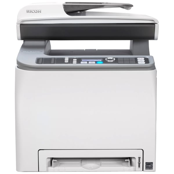 Ricoh Aficio SP C242SF Laser Multifunction Printer - Color - Plain Pa