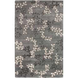 Hand-tufted Annamite New Zealand Wool Rug (8' x 11')