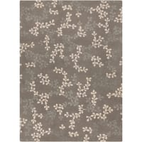 Hand-tufted Annamite New Zealand Wool Area Rug - 8' x 11'