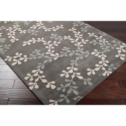 Hand-tufted Annamite New Zealand Wool Rug (9' x 13') - Thumbnail 1