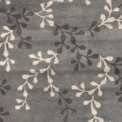 Hand-tufted Annamite New Zealand Wool Rug (9' x 13') - Thumbnail 2