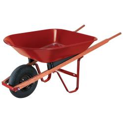 Ames 4CF Steel Wheelbarrow
