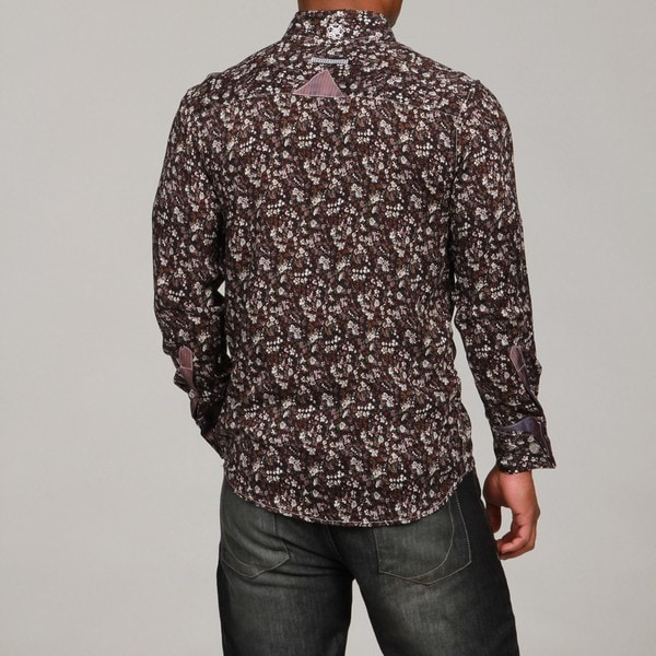 Shop English Laundry By Scott Weiland Men S Haxton Woven