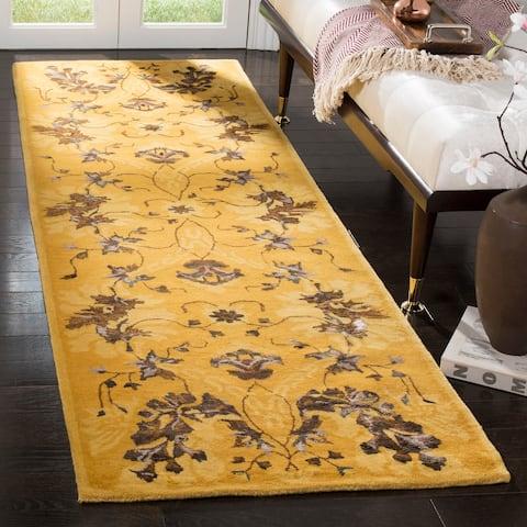Safavieh Handmade Silk Road Palaghia Traditional Oriental Wool Rug