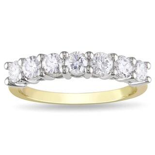 Miadora 10k Two-Tone Gold 1ct TDW Diamond Ring (G-H, I2-I3)