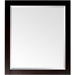 Avanity Lexington 24-inch Mirror in Light Espresso Finish