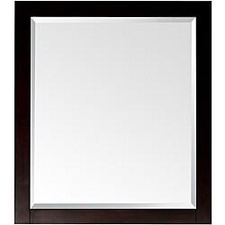 Avanity Lexington 24-inch Mirror in Light Espresso Finish