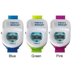 Potty Time Potty Watch Training Timer (3 options available)