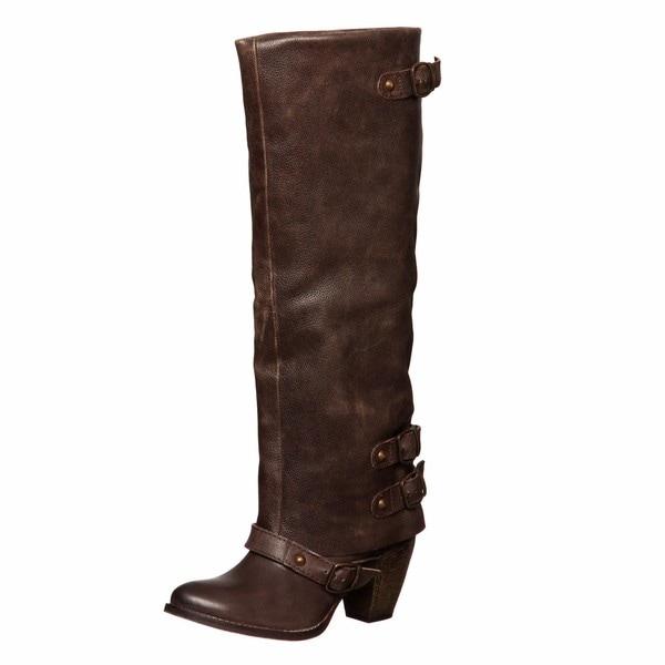 MIA Women's 'Eelia' Leather Boots FINAL SALE