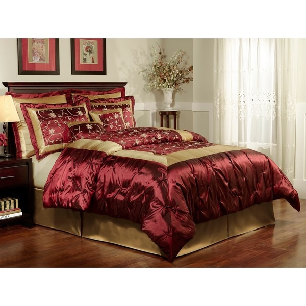 Maison 8-piece Queen Comforter Set