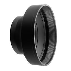 INSTEN 58-mm Collapsible Rubber Camera Lens Hood