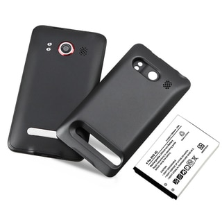 Extended Li-ion Battery with Cover for HTC EVO 4G and Supersonic