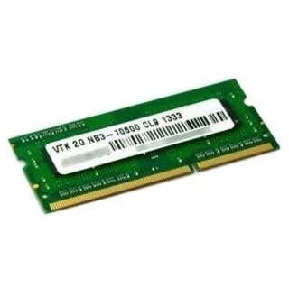 VisionTek 1 x 2GB PC3-10600 DDR3 1333MHz 204-pin SODIMM Memory Module