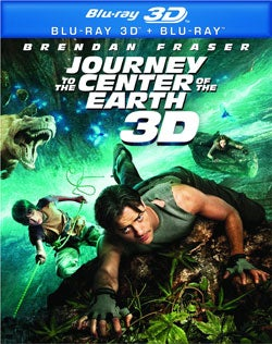 Journey to the Center of the Earth - 3D (Blu-ray Disc)