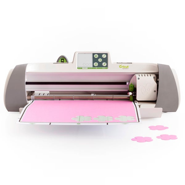 Cricut expression 2 die cutting machine w 800 cartridge for Craft die cutting machine