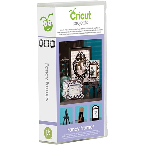 Cricut 'Fancy Frames' Cartridge