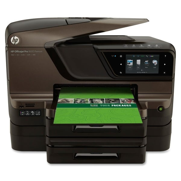 HP Officejet Pro 8600 N911N Inkjet Multifunction Printer - Color - Pl